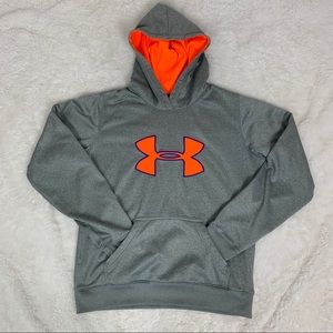 Under Armour Storm Semi Fitted Hoodie Size Medium